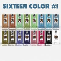 WF Sixteen Color Ink Set #1