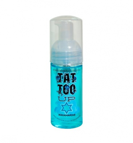 Пенка Tattoo Up AQUAMARINE 50 ml