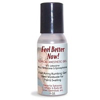 Feel Better Now Topical Anesthetic Gel 30мл