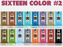 WF Sixteen Color Ink Set #2