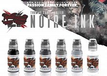 Thomas Carli Jarlier - Noire Ink Set