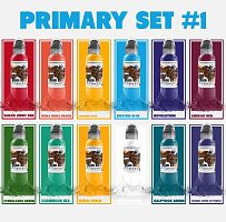 WF Primary Color Ink Set #1