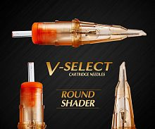 V-select. Round Shader 0,35 (Long Taper)