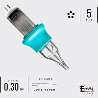 Envy Gen2 Cartridges. Round Shader 0,3 mm (10 шт)