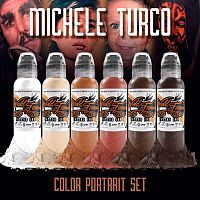 WF Michele Turco Color Portrait Set