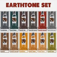 WF Earthtone Ink Set